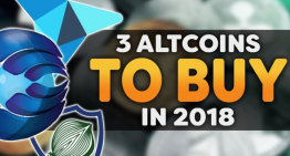 Top 3 Altcoins to Invest in 2018 – Putting the Odds in Your Favor