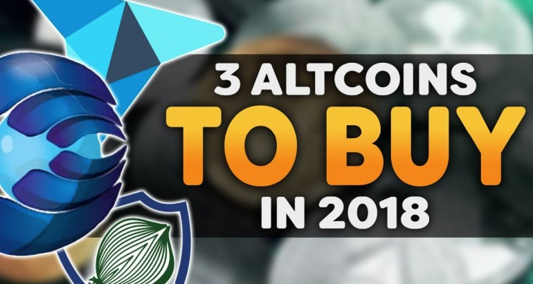 Altcoins to Invest in 2018