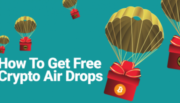 How You Can Get Free Crypto Using Airdrops